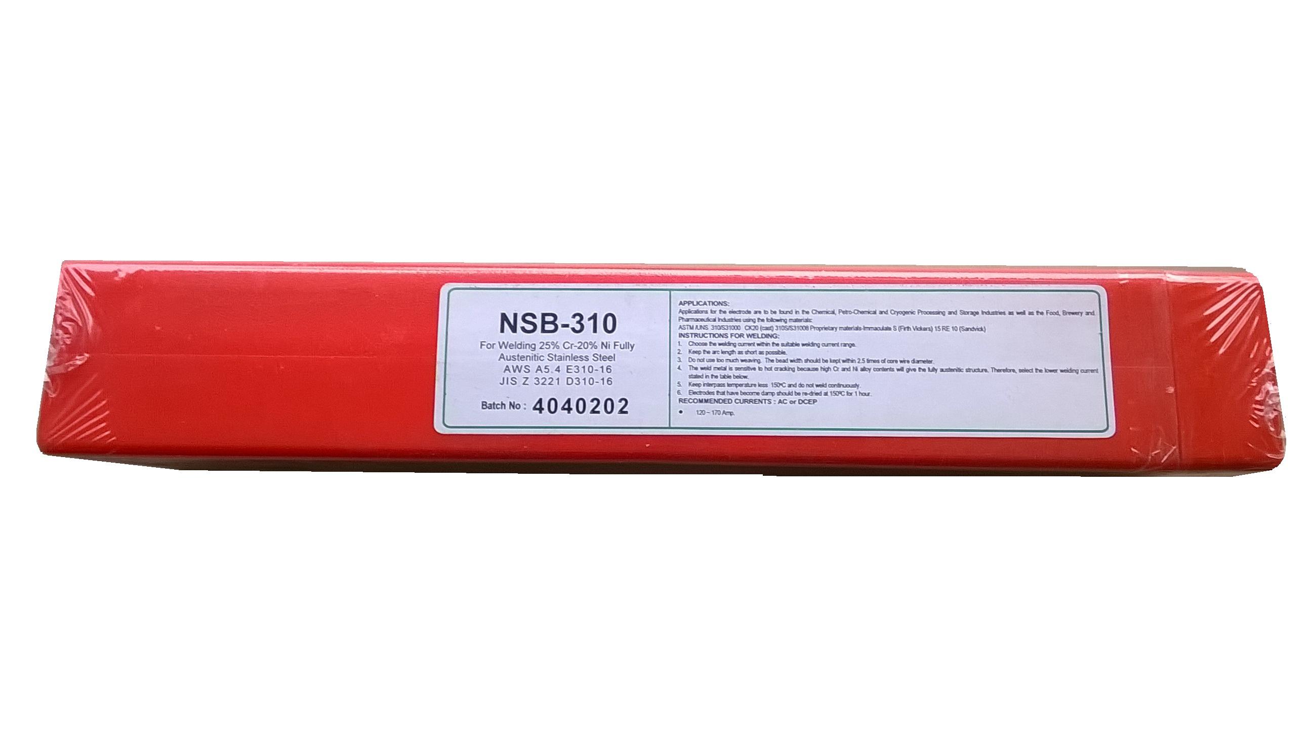 Que hàn inox Nikko NSB-310