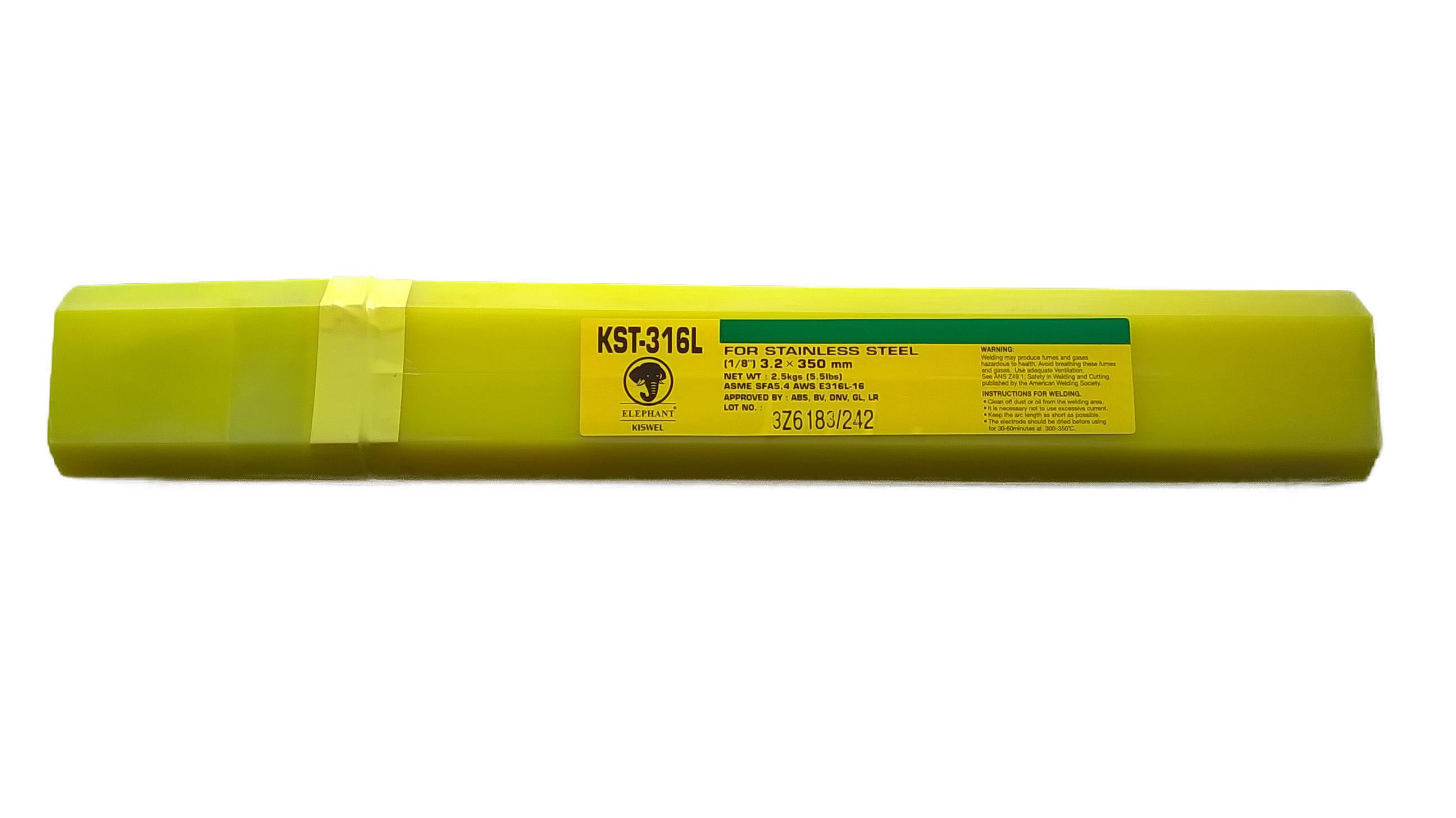 Que hàn inox Kiswel KST-316L