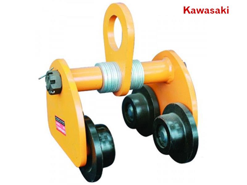 Trolley không xích 3 tấn Kawasaki